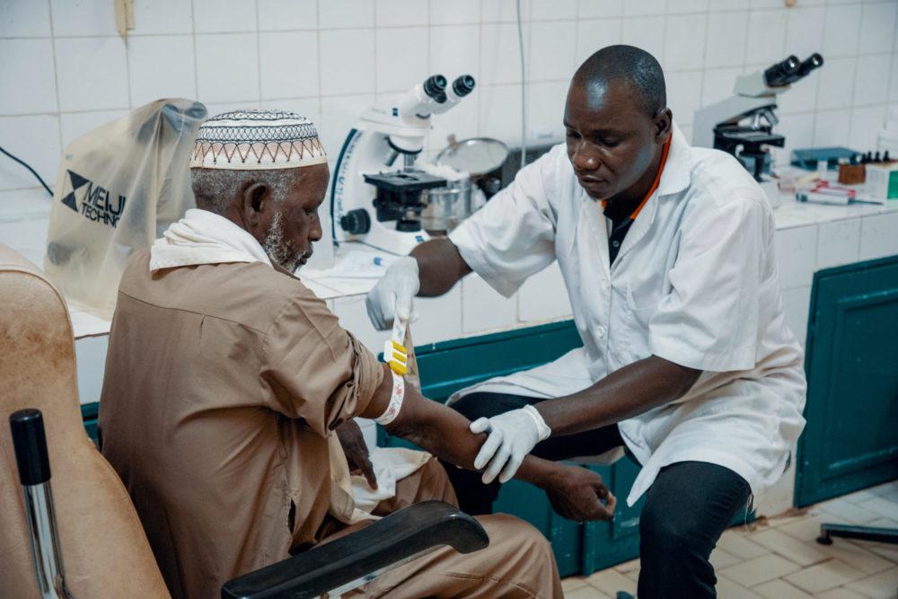 Hôpital à Niamey